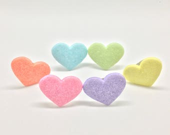 Sparkle Heart Ring