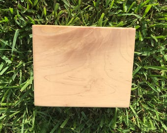 Solid Teak Craft Box