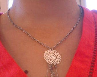 Bohemian Mandala necklace