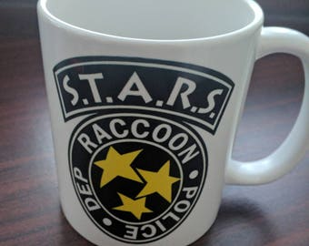 S.T.A.R.S. Raccoon City Police Department (Resident Evil)  Mug