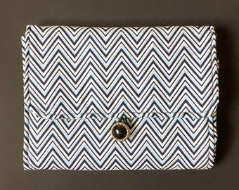 Diaper Clutch/ Portable Diaper Changing Pad