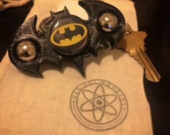 LIMITED EDITION Batman Fidget Spinner - Hand Fidget - Bearing - Hand Spinner