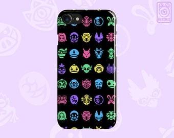 Majora's Masks PHONE CASE // Legend of Zelda // Mask Collection // Deku Goron Zora // Fierce Deity // Keaton // N64 // Gamer Gifts