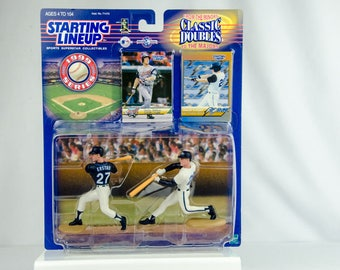 Starting Lineup Baseball 1999 Classic Doubles Darren Erstad Action Figure