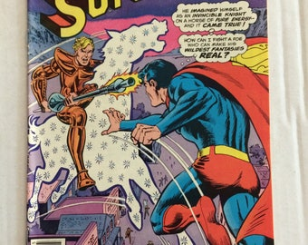 Superman Comic Book #359
