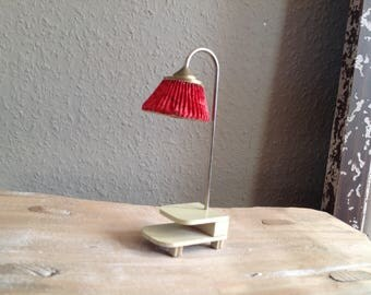 Antique floor lamp for doll house/Doll Room