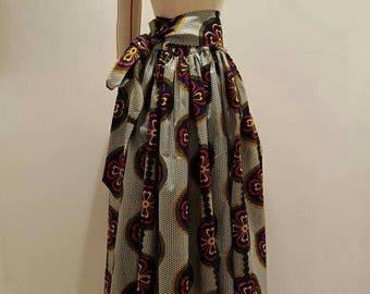 Wax skirt
