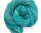 The Blue Hole - Sock Fingering - SW Merino Nylon Hand-Dyed Yarn