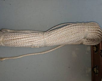 Unique Swiss straw for hats bags and rugs