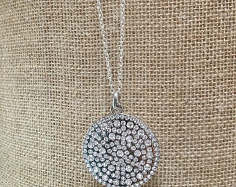 ON SALE The Bling Pendant Necklace