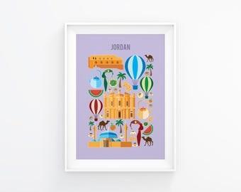 Jordan print