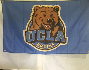 UCLA Bruins Wall Flag