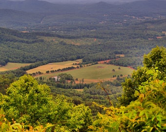 Blue Ridge Parkway...Down in the Valley