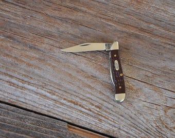 CASE Peanut pocket Knife