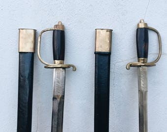 Military Sword For Parade hardwood hilt Made in India
