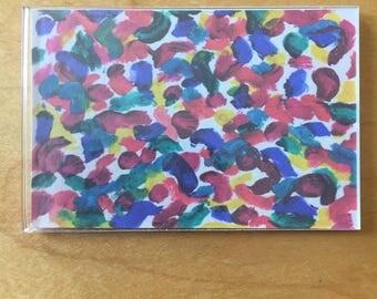 Magnet - Color Composition 1