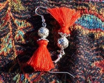 Artisan earrings
