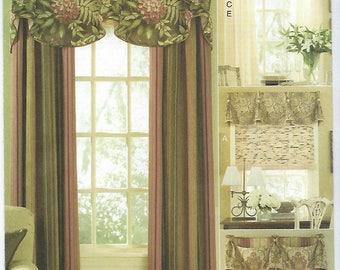 Butterick 5057 - Window Treatments