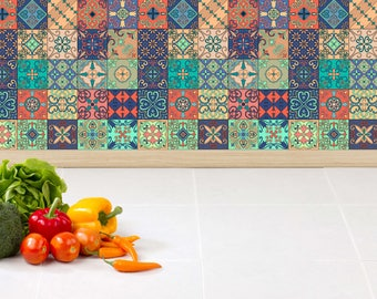 Tiles Stickers Tiles For Stairs Tiles For Kitchen Tiles For Bathroom Tiles For Fridge Portuguese Tiles