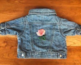 Baby Vintage Denim Jacket