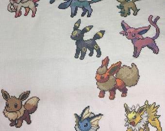 Eevee and the Evolutions
