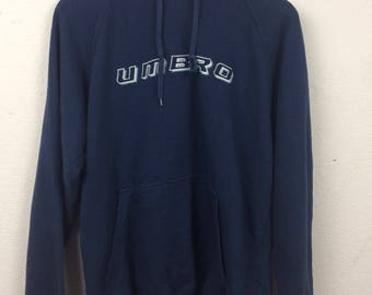 Vintage Umbro Sweater Hoodie Size L
