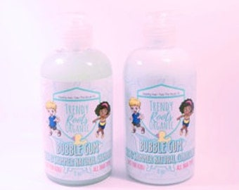 Trendy Roots Organic Children's Bubble Gum Shampoo & Conditioner