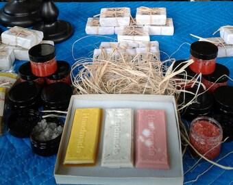 BodEssential Organics - Body Bar Collection