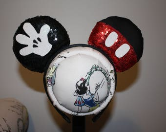 Mickey Mouse Inspired Ears