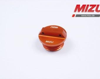 MIZU Pro Race oil filler plug M24x3 for KTM