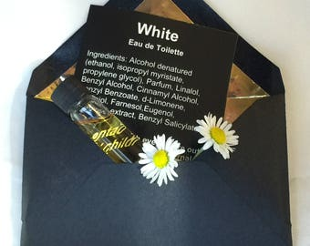 White, Eau de Toilette - Sample