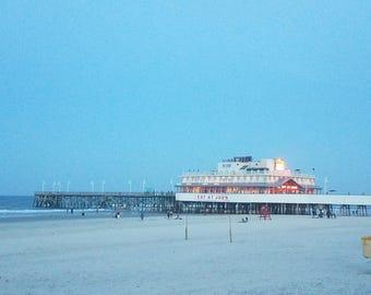 Daytona Beach Pier Photo Print 8x10
