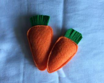 Carrot Catnip Toys
