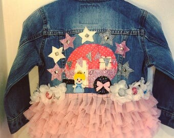 "Jacket ""Princess Bohemian""available in 2 years"
