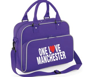 iLeisure Girls One Love Manchester Bag.