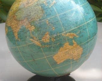 Miniature Philips London Library Desk Globe