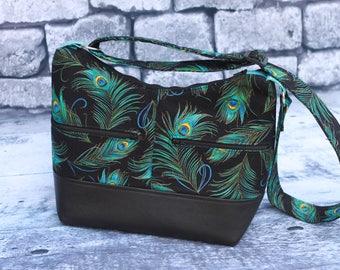 Hosta Hobo Bag Pattern by Blue Calla