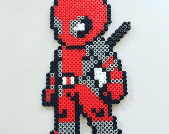 Deadpool Pixel Art