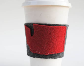 Washington coffee sleeve