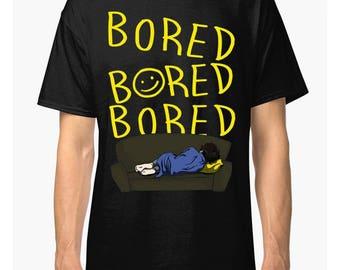 Sherlock Holmes 'Bored' Men's Women's T-shirt
