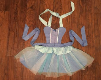 Cinderella Princess Dress up Apron Disney Inspired