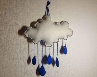 Rain Cloud Hanging