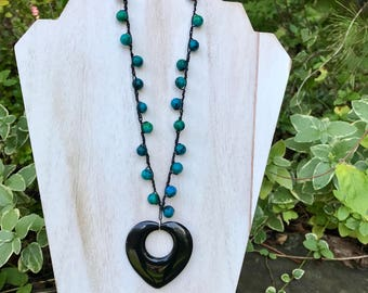 Earthly Love Boho Necklace