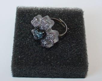 Custom resin rings