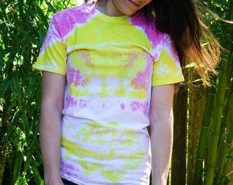 Pink Lemonade Tie Dye Mountain Small