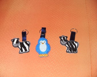 Pet creation key chain