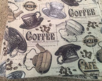 Coffee Theme UnPaper Towels