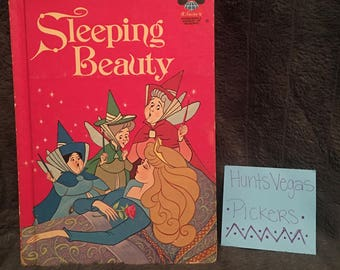 1974 Sleeping Beauty Book