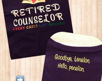 Retired Counselor