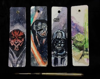 Stupendous image within star wars bookmarks printable